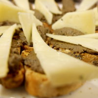"""Spanish Cuisine With Laura: """"Olive Pâté With Manchego Cheese"""""""