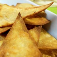 MExican Cuisine With Yasbenia: Totopos (tortilla Chips)