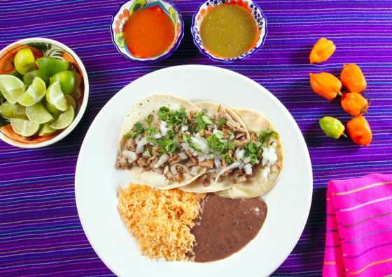 Mexican Cuisine With Claudia & LaMexikana
