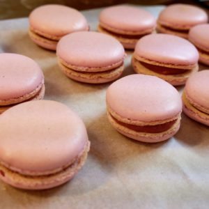 Macarons With Natalija: Raspberry Ganache