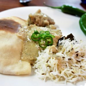 Indian Cuisine With Joyita: Lamb Rezala