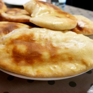 Indian Cuisine With Joyita: Naan Bread
