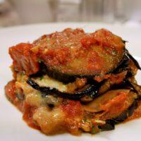 South Italian Cuisine With Marialaura: Parmigiana (Eggplant Parmigiana)