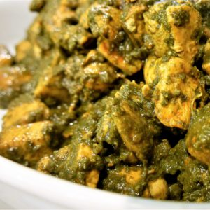 Indian Cuisine With Joyita: Hariyali Chicken