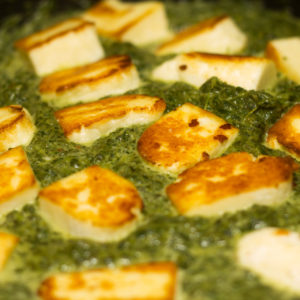 Indian Cuisine With Joyita: Palak Paneer
