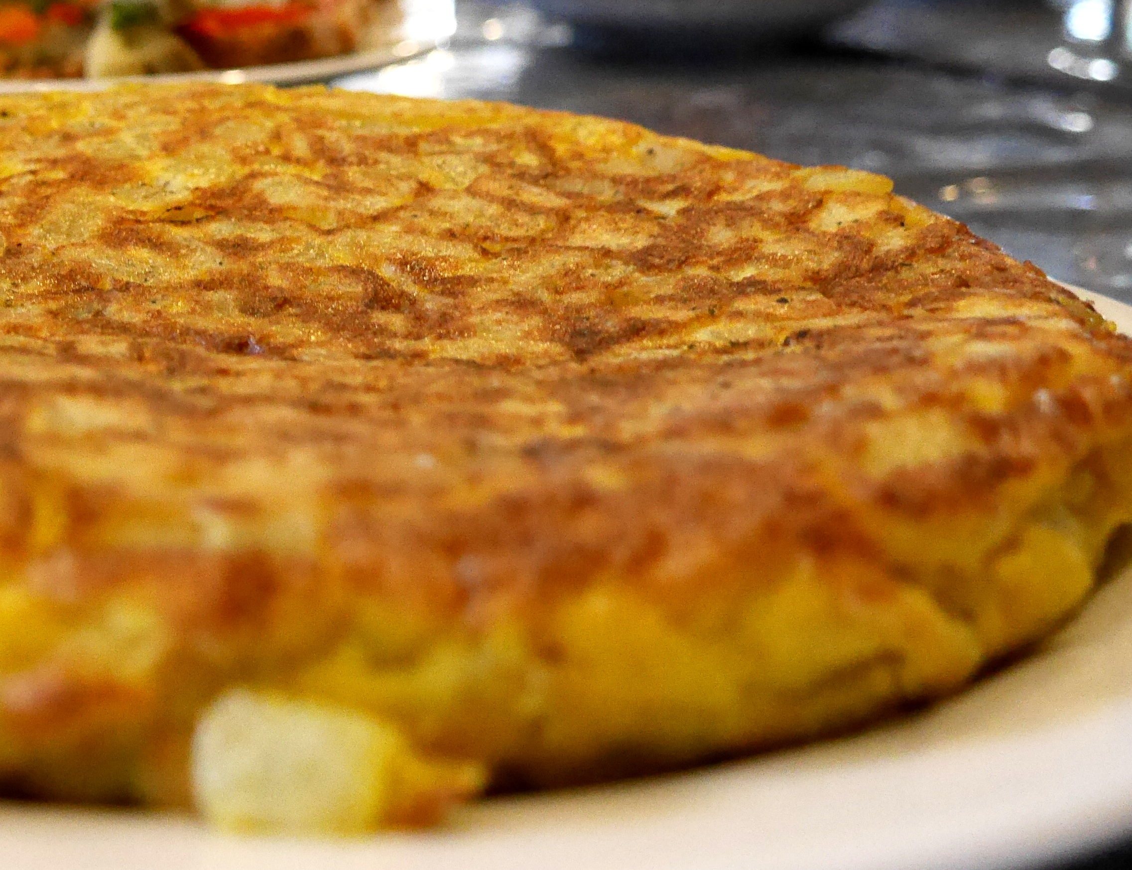Spanish Cuisine With Laura: Tortilla De Patatas