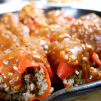 Spanish Cuisine With Laura: Piquillos Peppers Full Of Meat