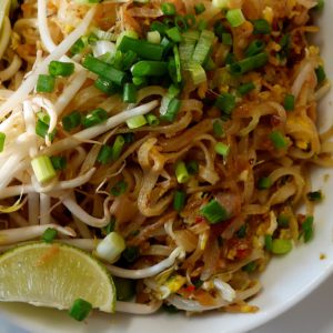 Thai Cuisine With Bammut: Pad Thai