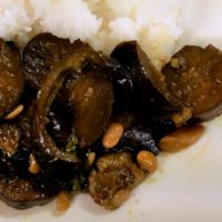 Thai Cuisine With Ratcha: Aubergine Dish