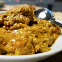 Indian Chicken Kosha