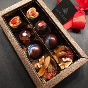 xoco chocolate Corina