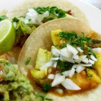 Mexican Cuisine With Claudia – Vegetarian Al Pastor-Style Tacos