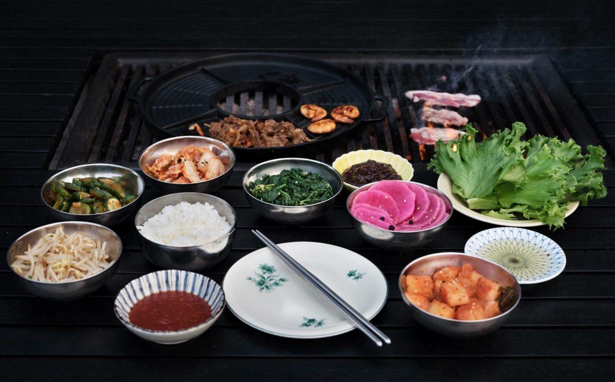 Korean Cuisine With Jisu Song