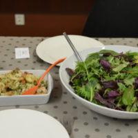 Korean With Jisu – Scampi Salad And Oriental Dressing 2 Ways