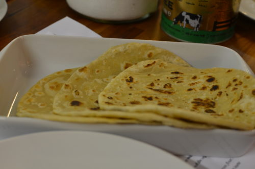 Indian With Joyita – Paratha