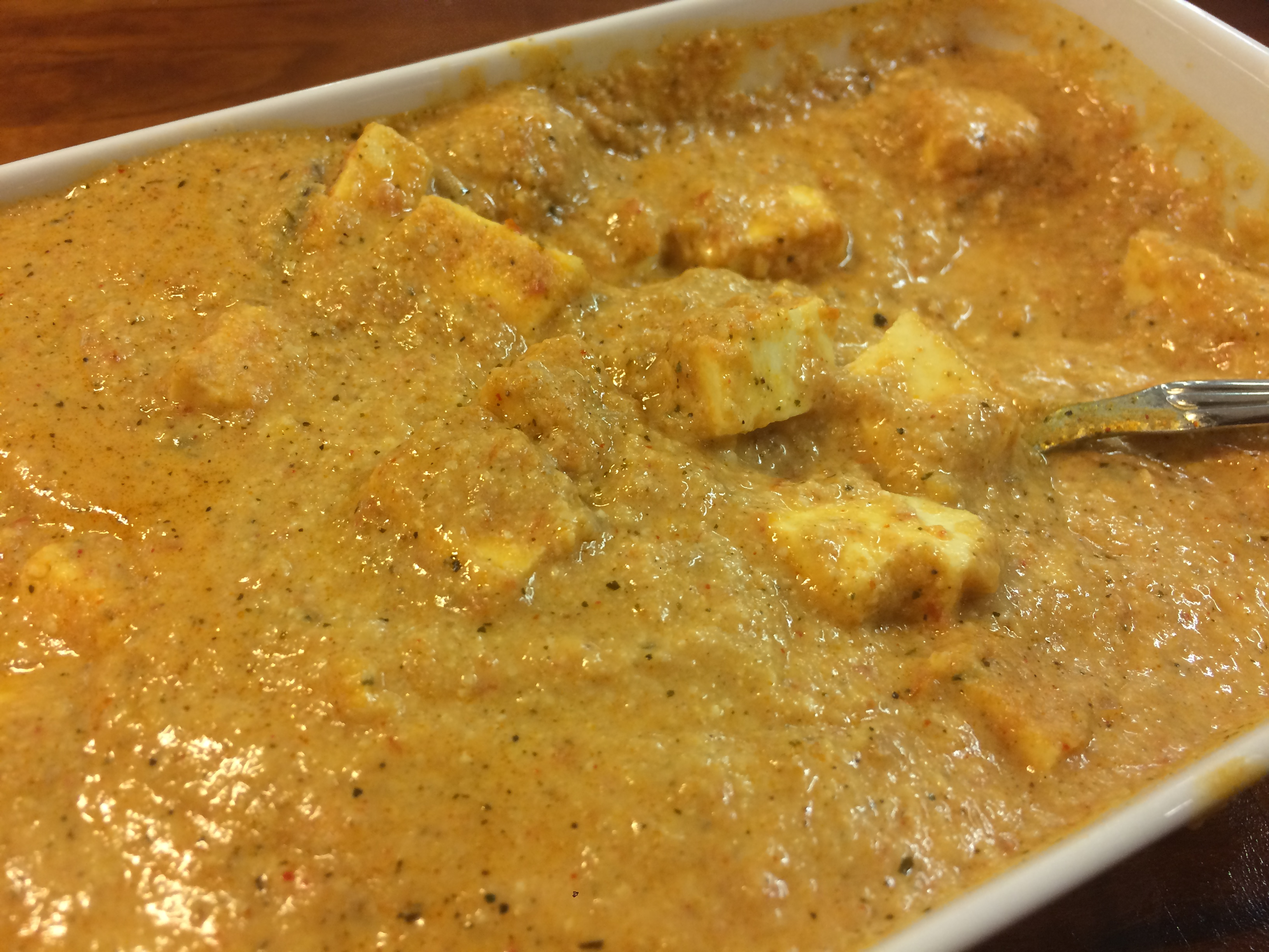 Indian With Joyita – Butter Paneer