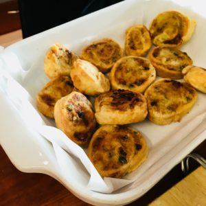Indian Cuisine With Joyita – Samosa Pinwheel