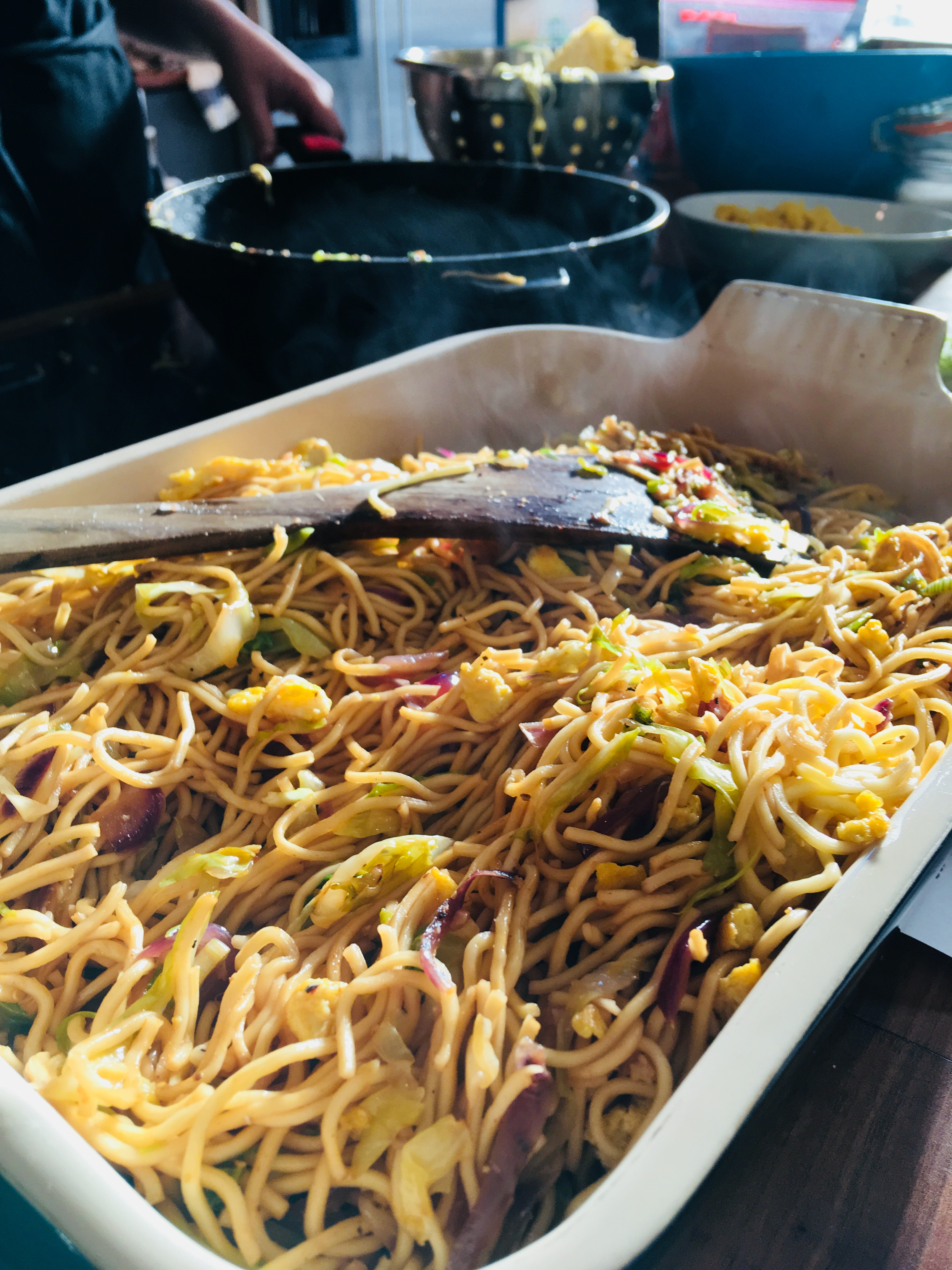 Indian Cuisine With Joyita – Noodles/Chow Mein