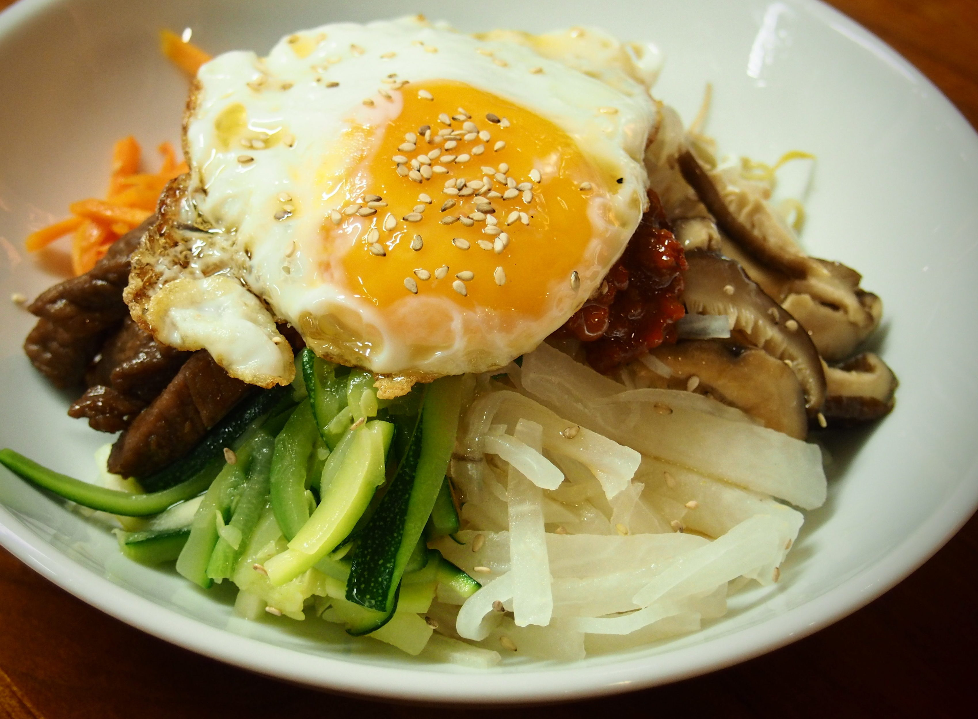 Koren Cuisine With Ji Eun – Bibimbap