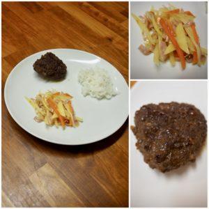 Korean  Cuisine With Jieun – Tteok Galbi