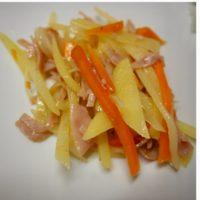 Korean Cuisine With Jieun – Gamja Ham Bokkeum