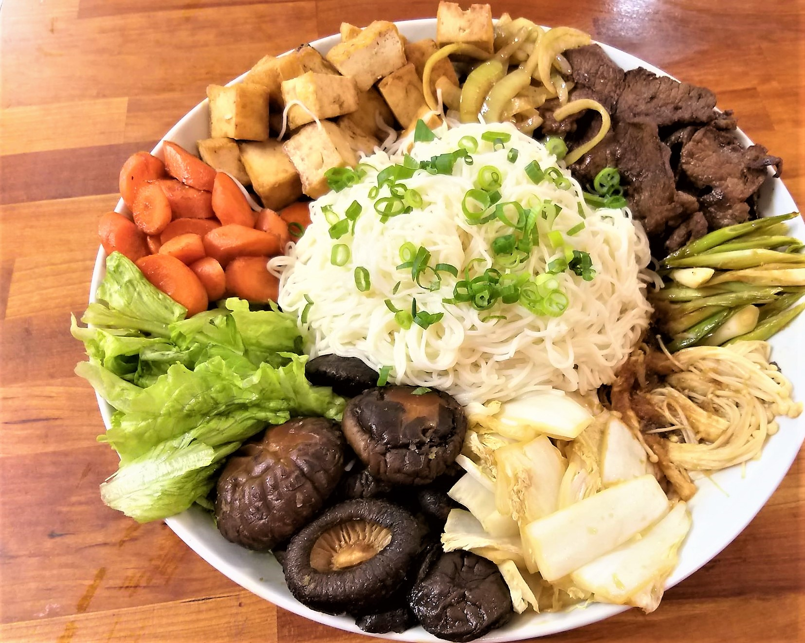 Japanese Cuisine With Obbie – Sukiyaki Kanto Style