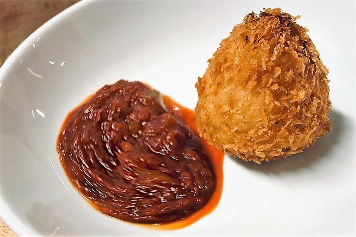 Sicilian Cuisine With Jolanta – Arancini