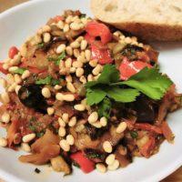 Sicilian Cuisine With Jolanta – Caponata