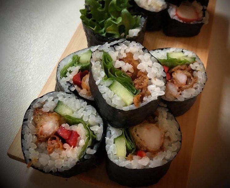 sushi obbie