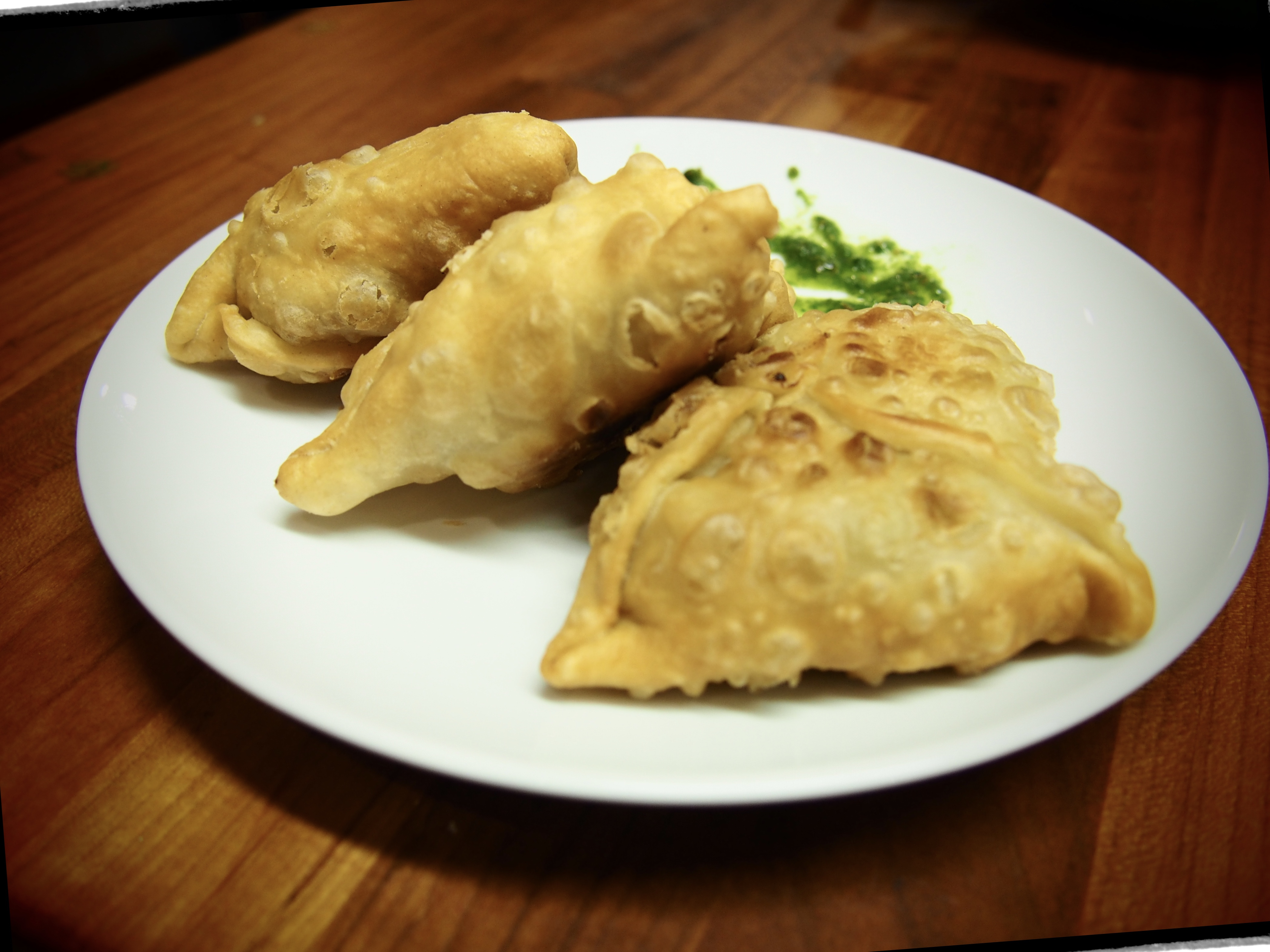 Indian Cuisine With Joyita – Samosa