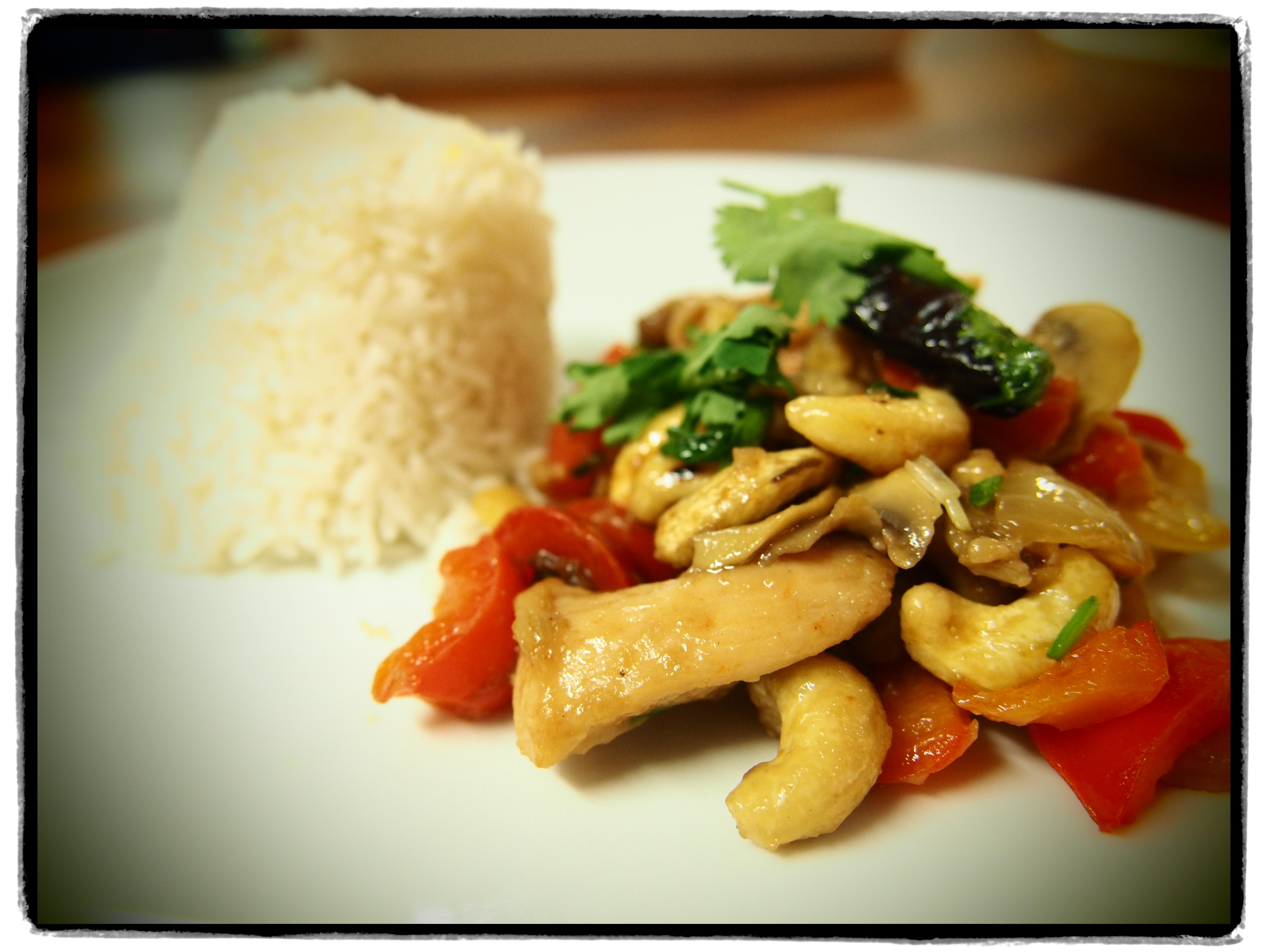 Thai With Kittikanya – Cashew Chicken – Gai Pad Med Mamuang