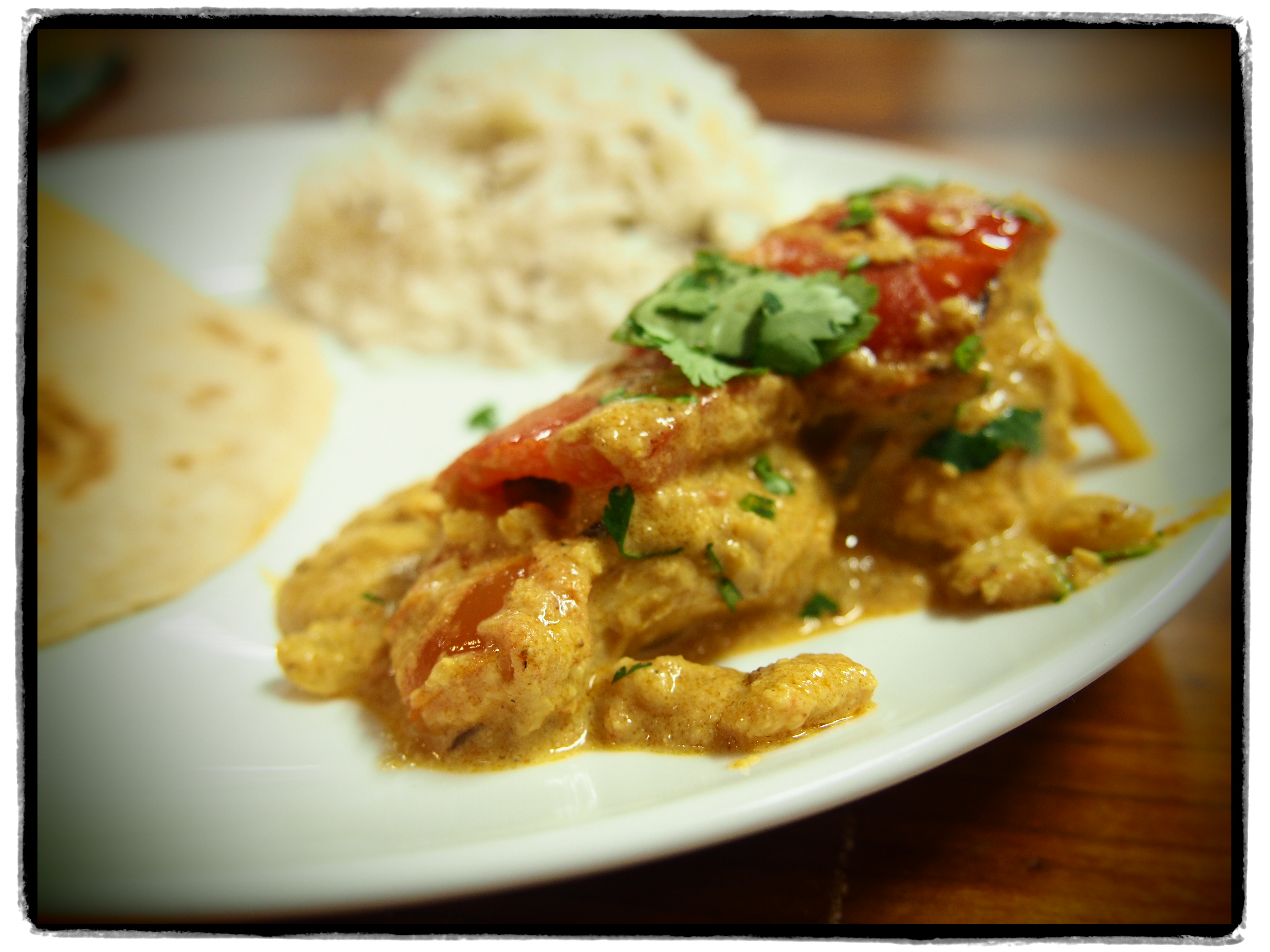 Indian With Joyita – Chicken Tikka Masala