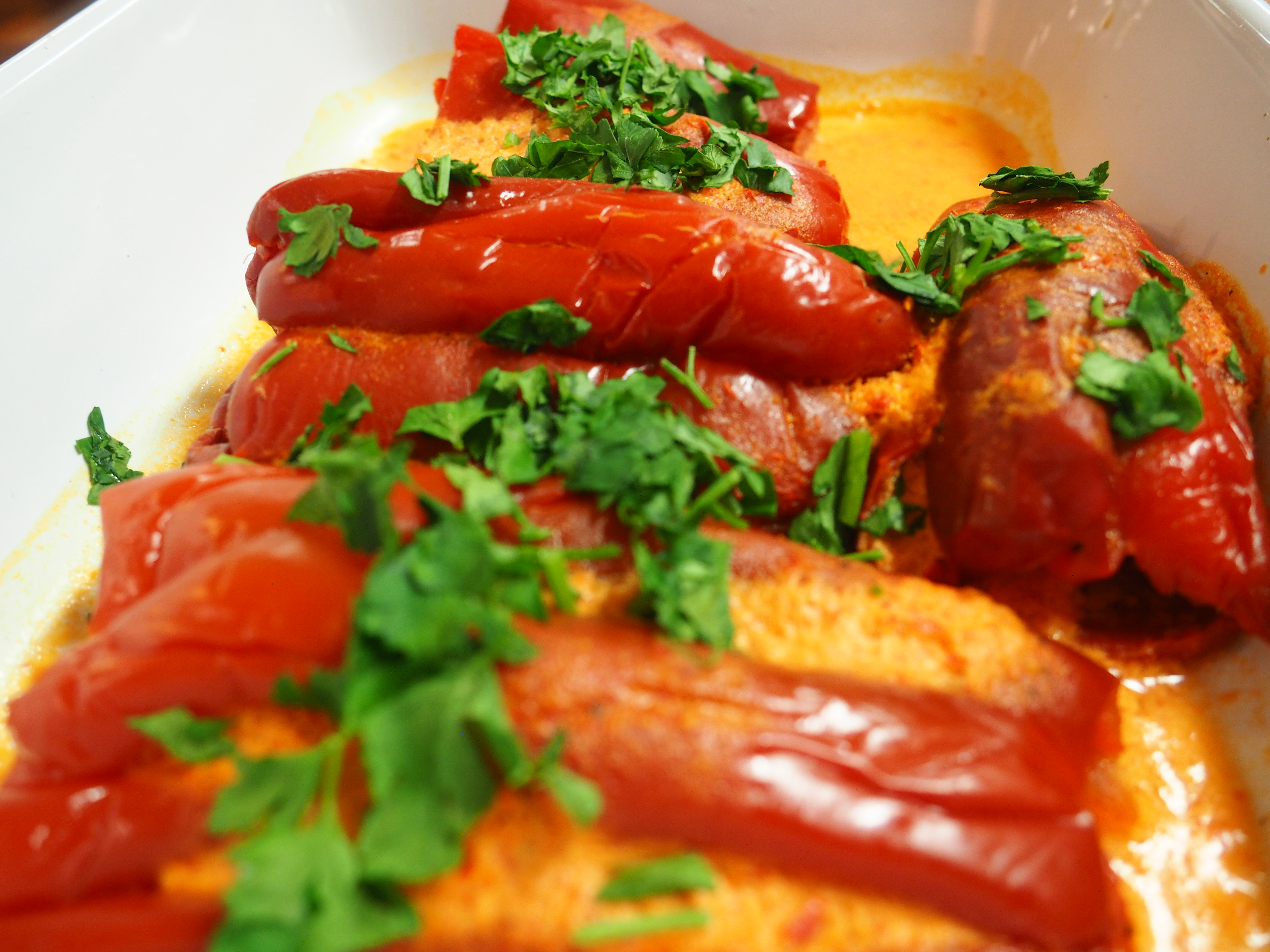Spanish Tapas With Diego – Piquillo Peppers Stuffed With Cod
