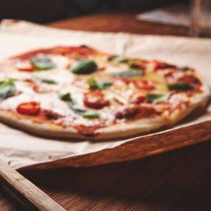 pizza sourdough