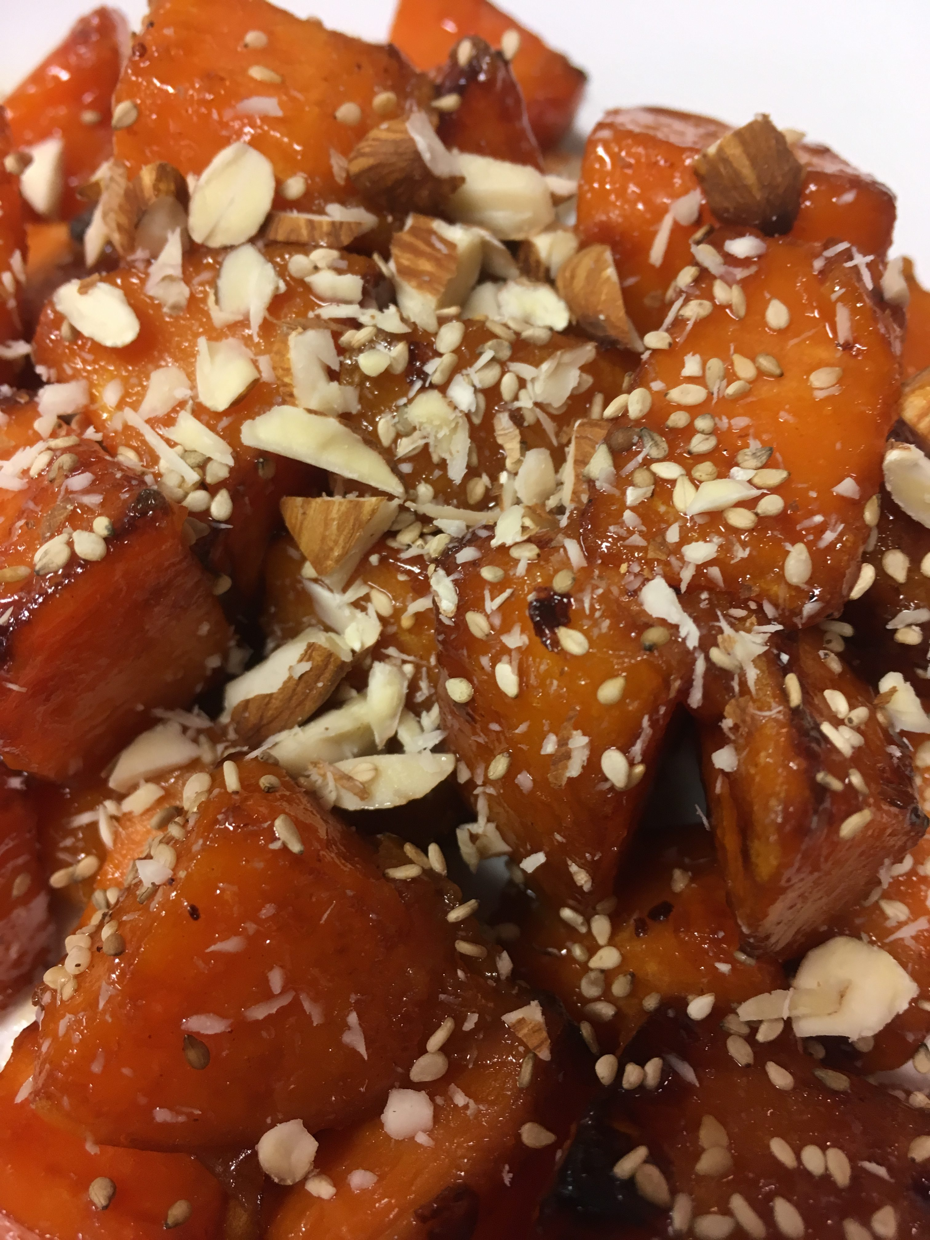 Korean With Jieun – Mat Tang  Fried Sweet Potatoes