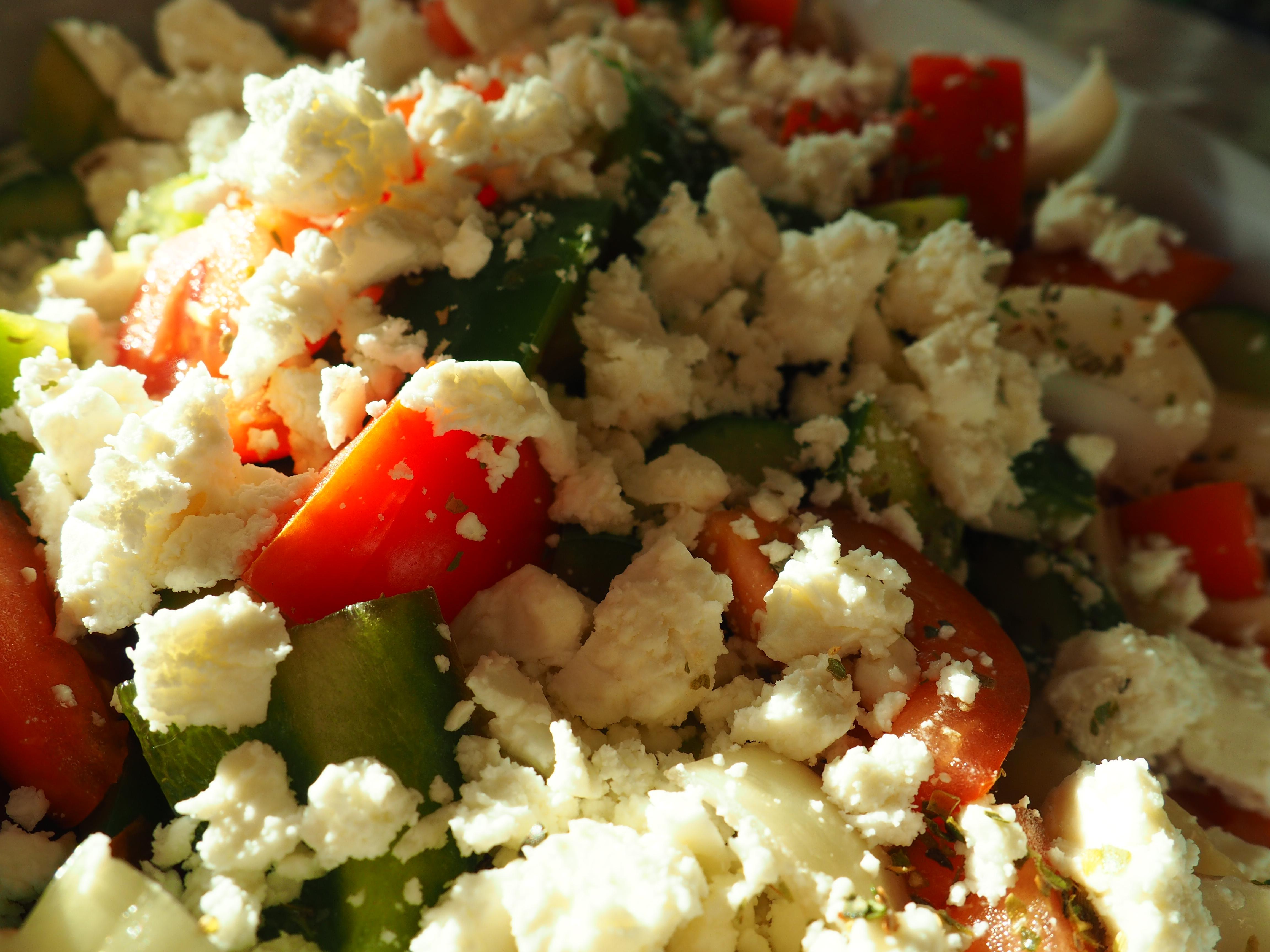 Greek With Alexandra – Greek Salad