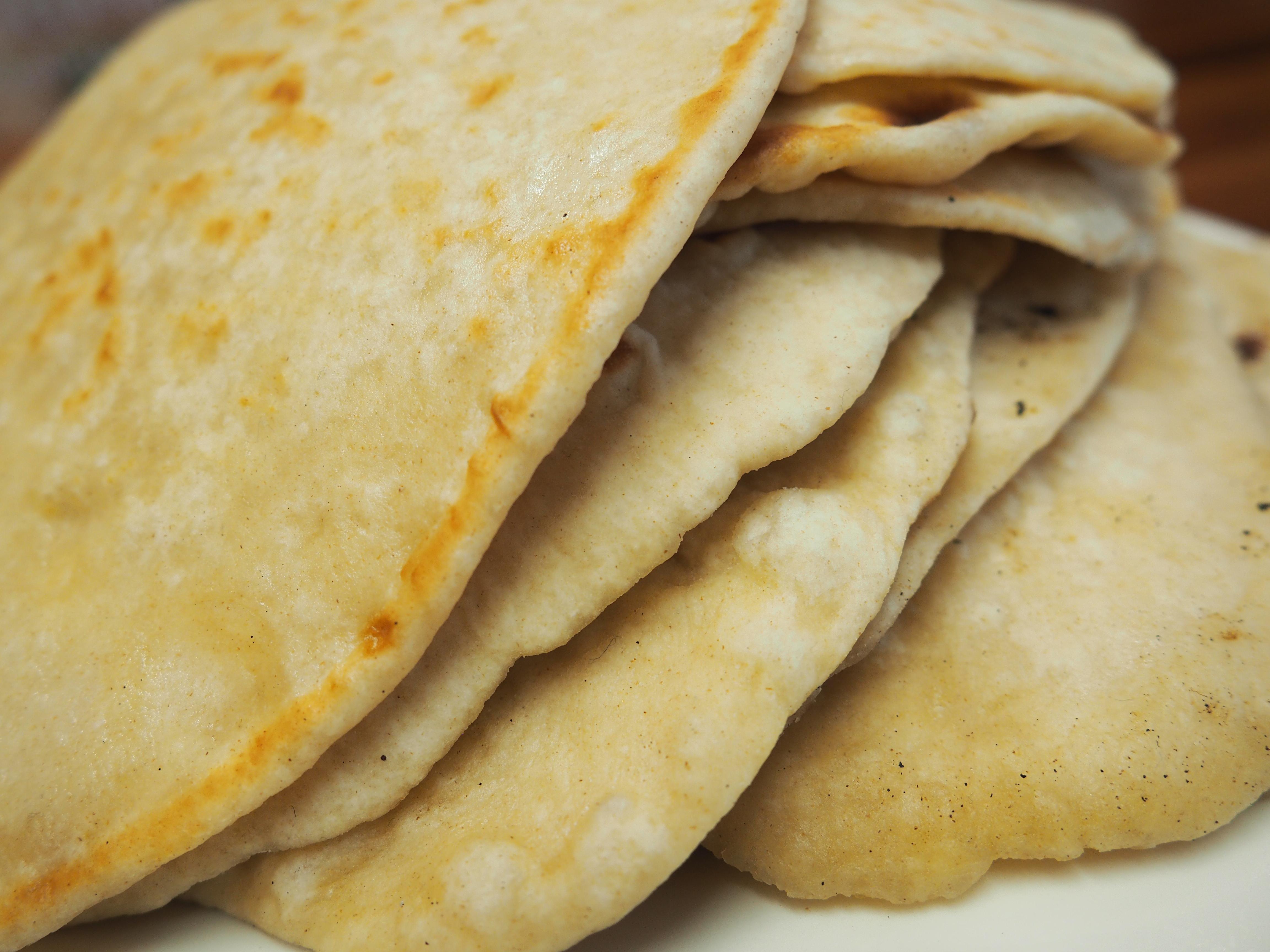 Greek With Alexandra – Pita Bread
