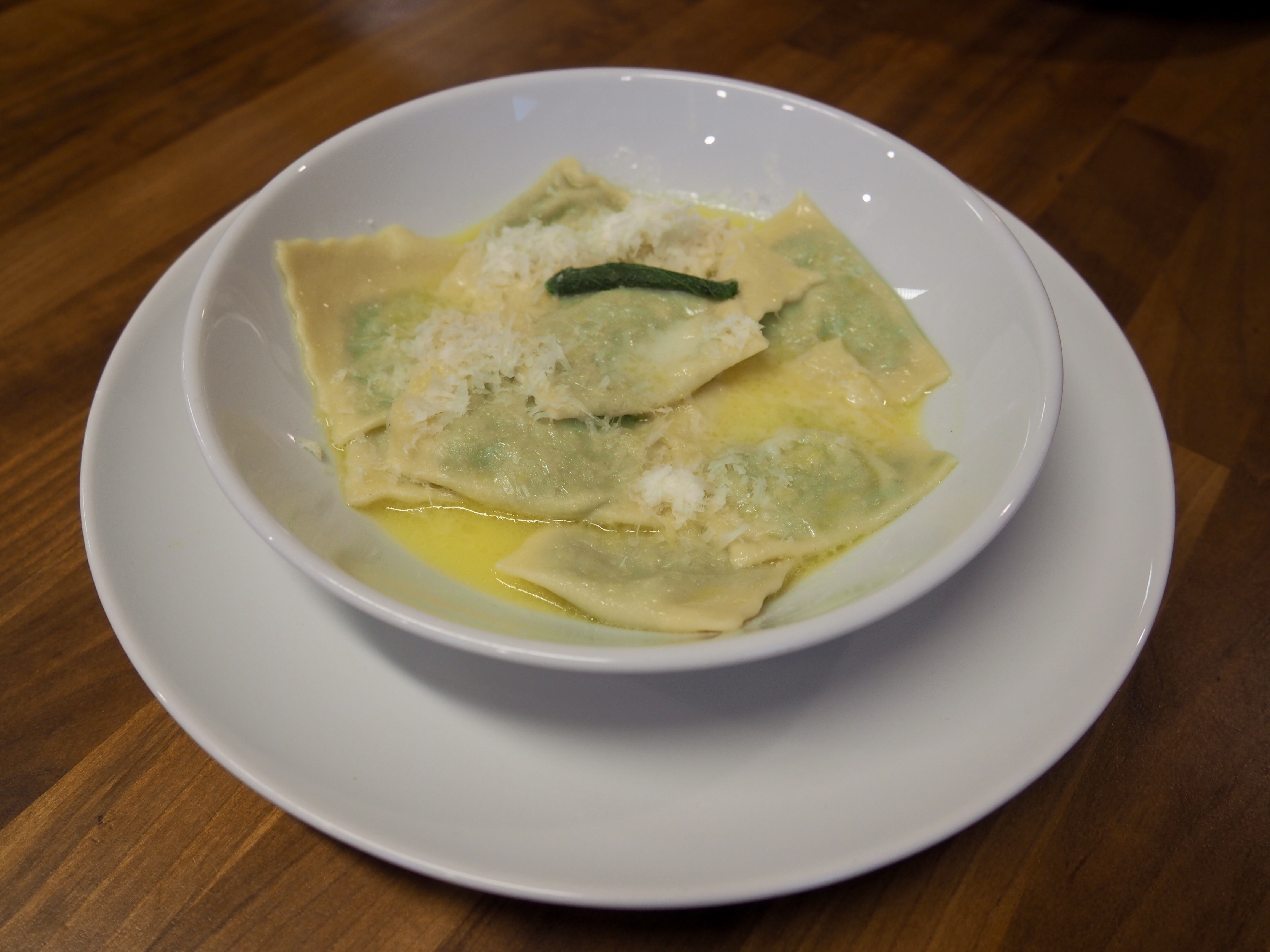 Italian With Marialaura – Ravioli With Spinach And Ricotta