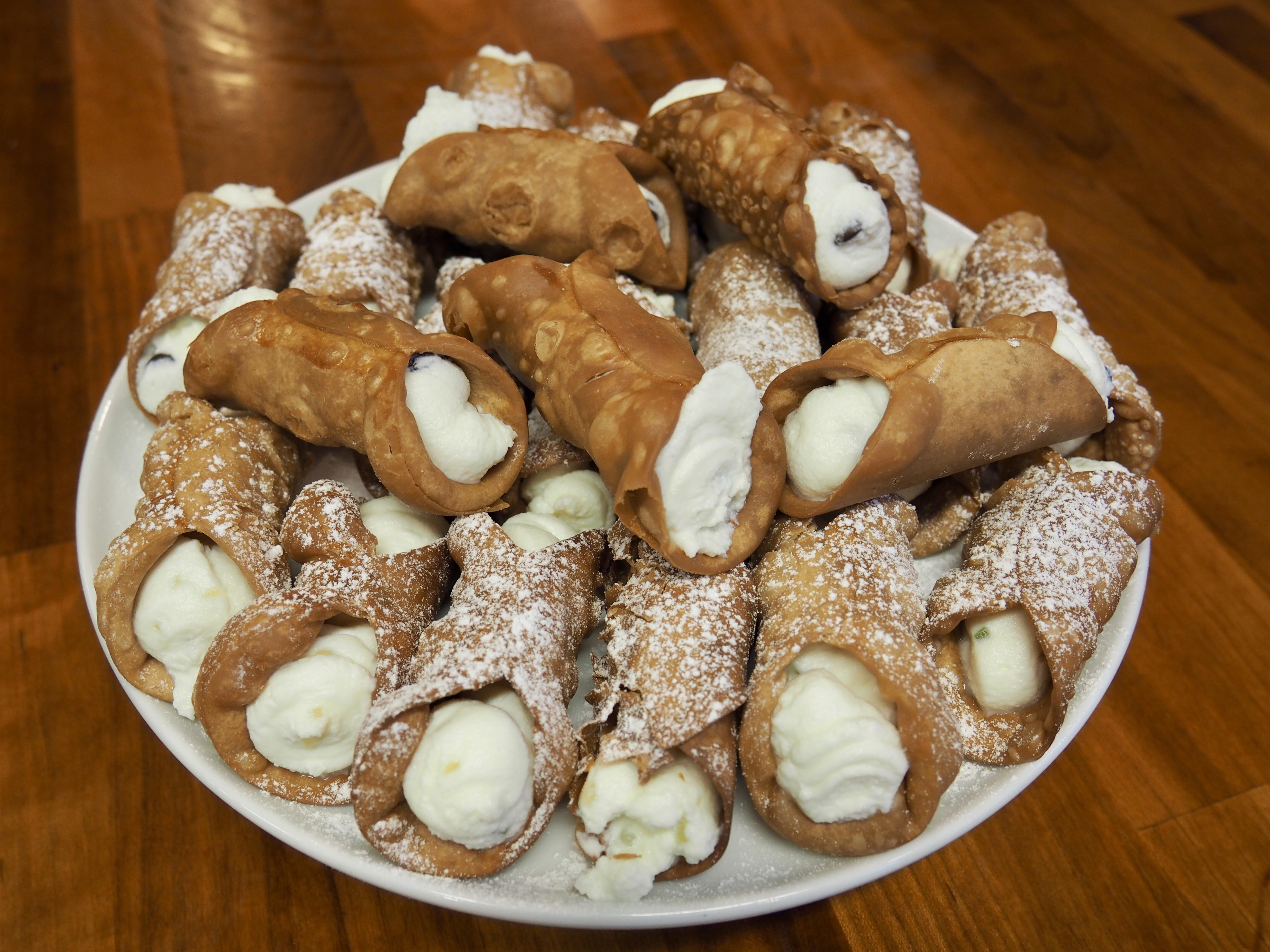 Italian With Marialaura – Cannoli Siciliani