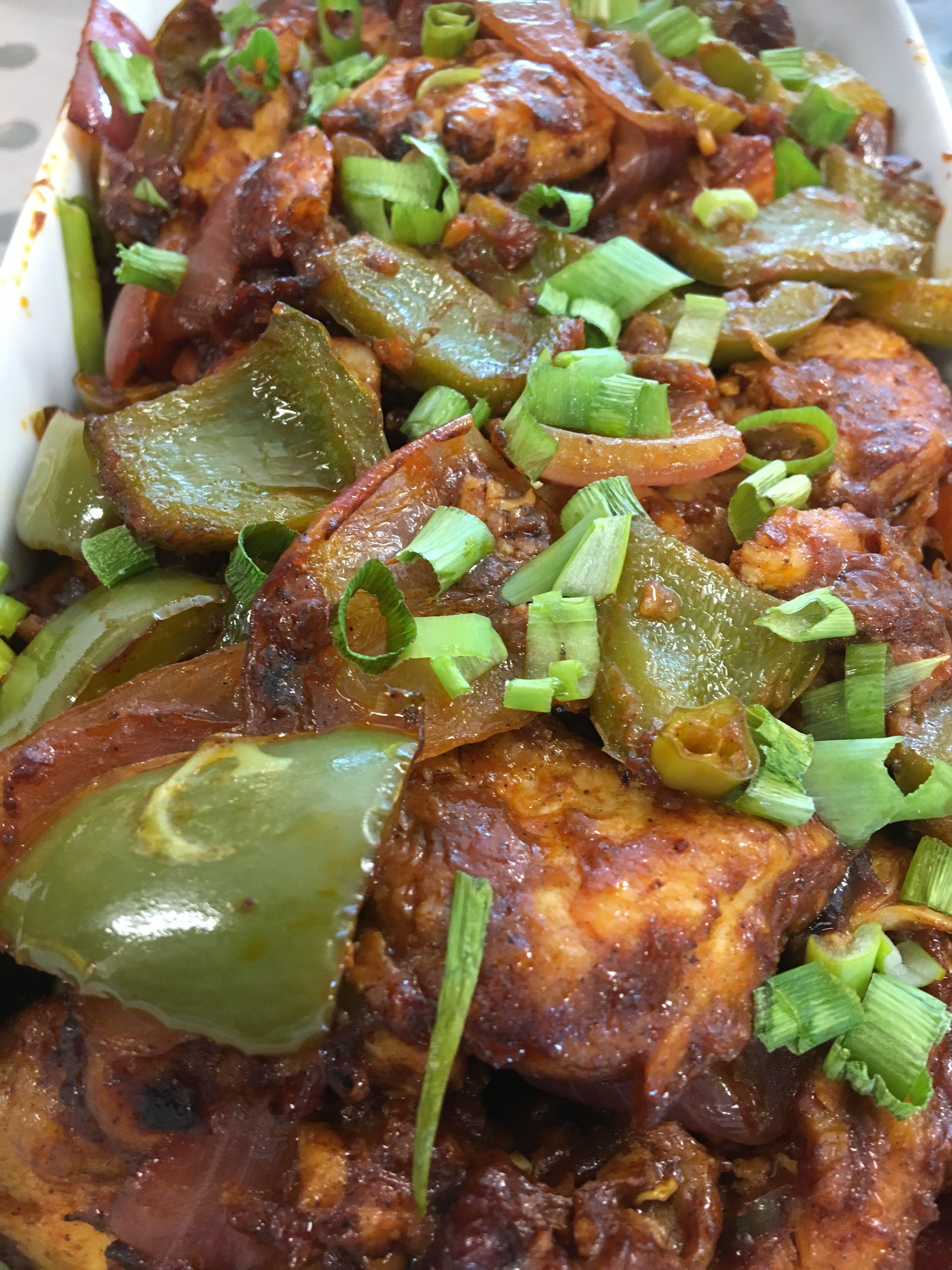 Indian Cuisine With Joyita – Chili Chicken