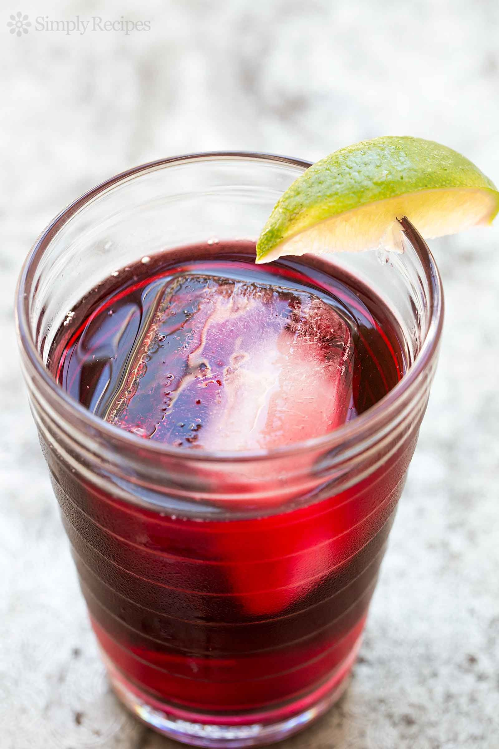 Mexican Cuisine With Patricia – Hibiscus Drink