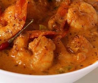 Indian Cuisine With Joyita – Prawn Malai Curry
