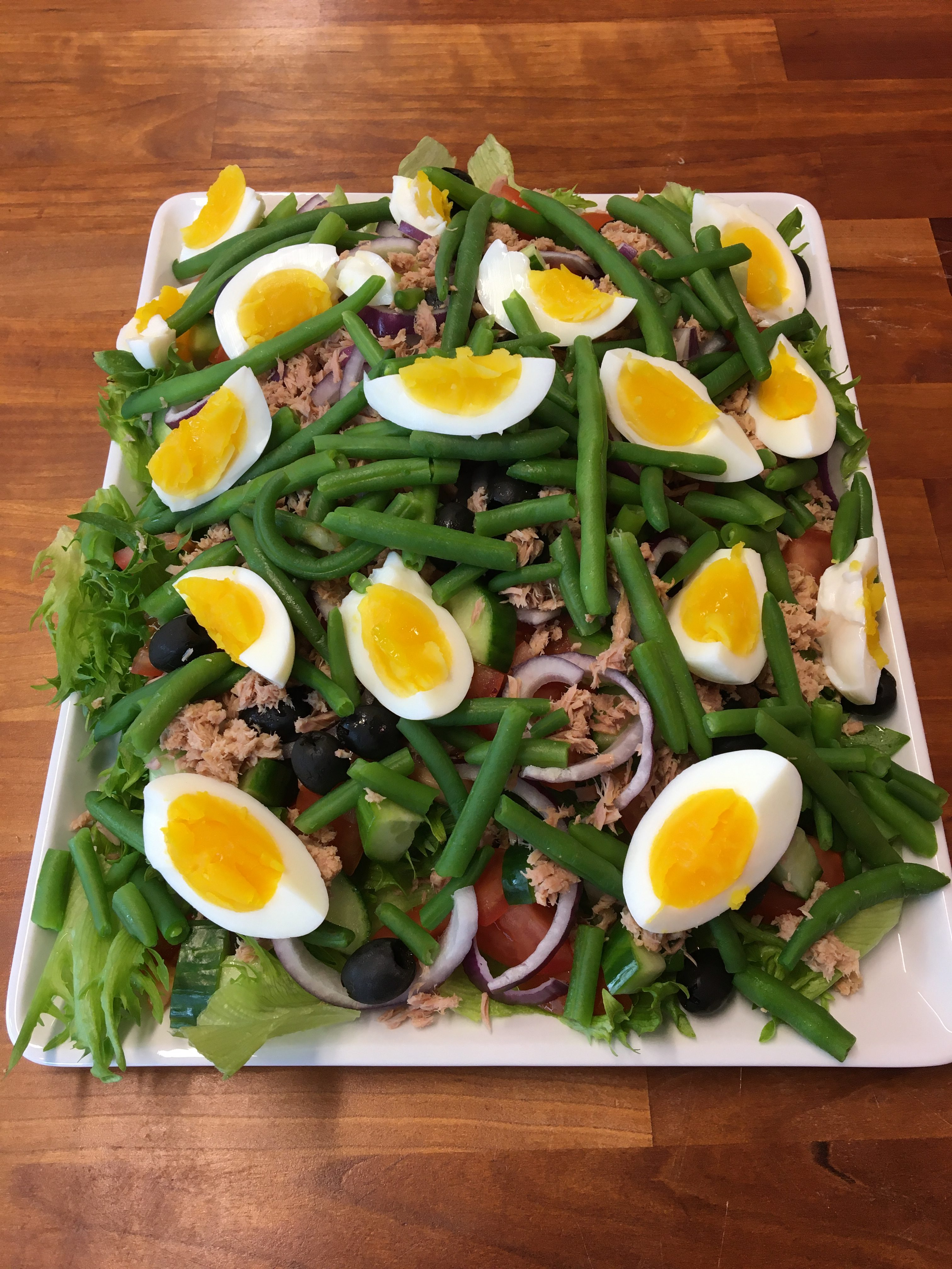 French Cuisine With Therese – Salade Niçoise