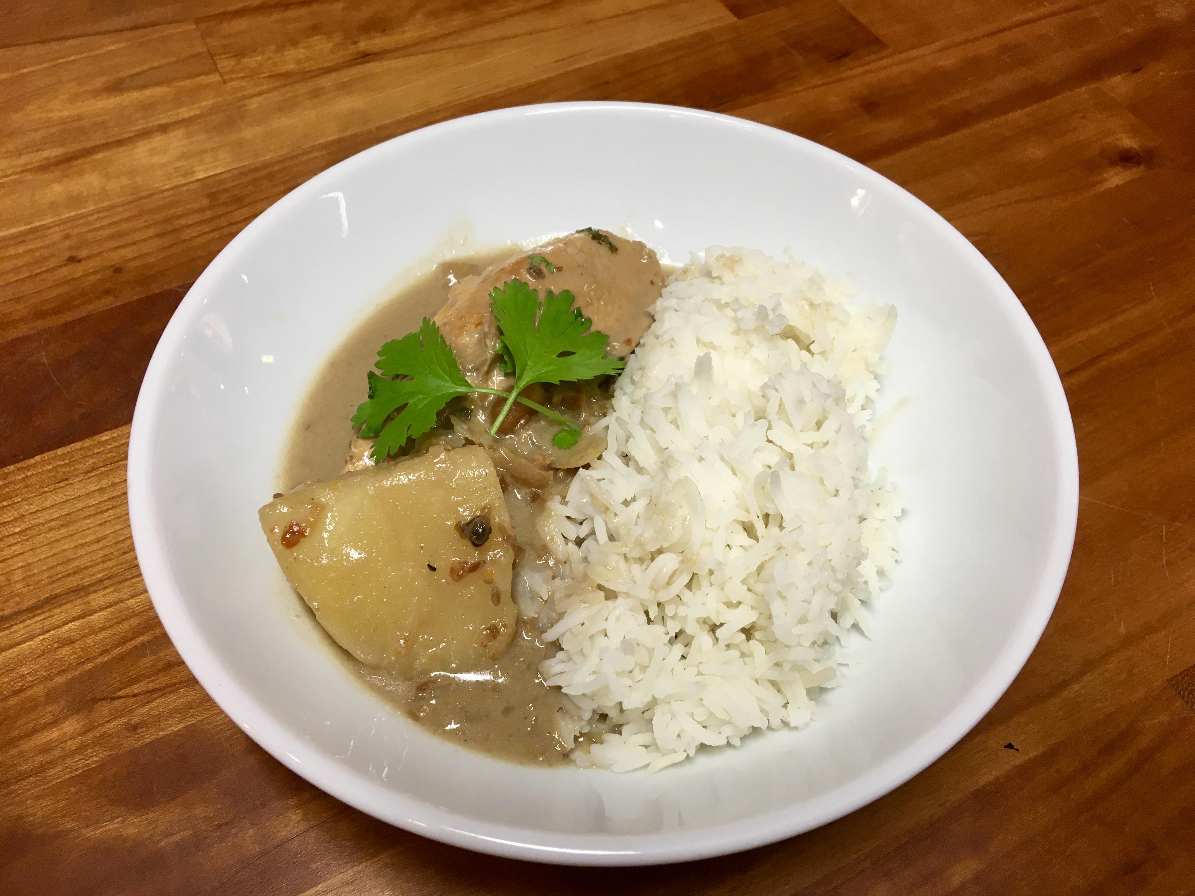 THai With Kittykania – Massaman Curry
