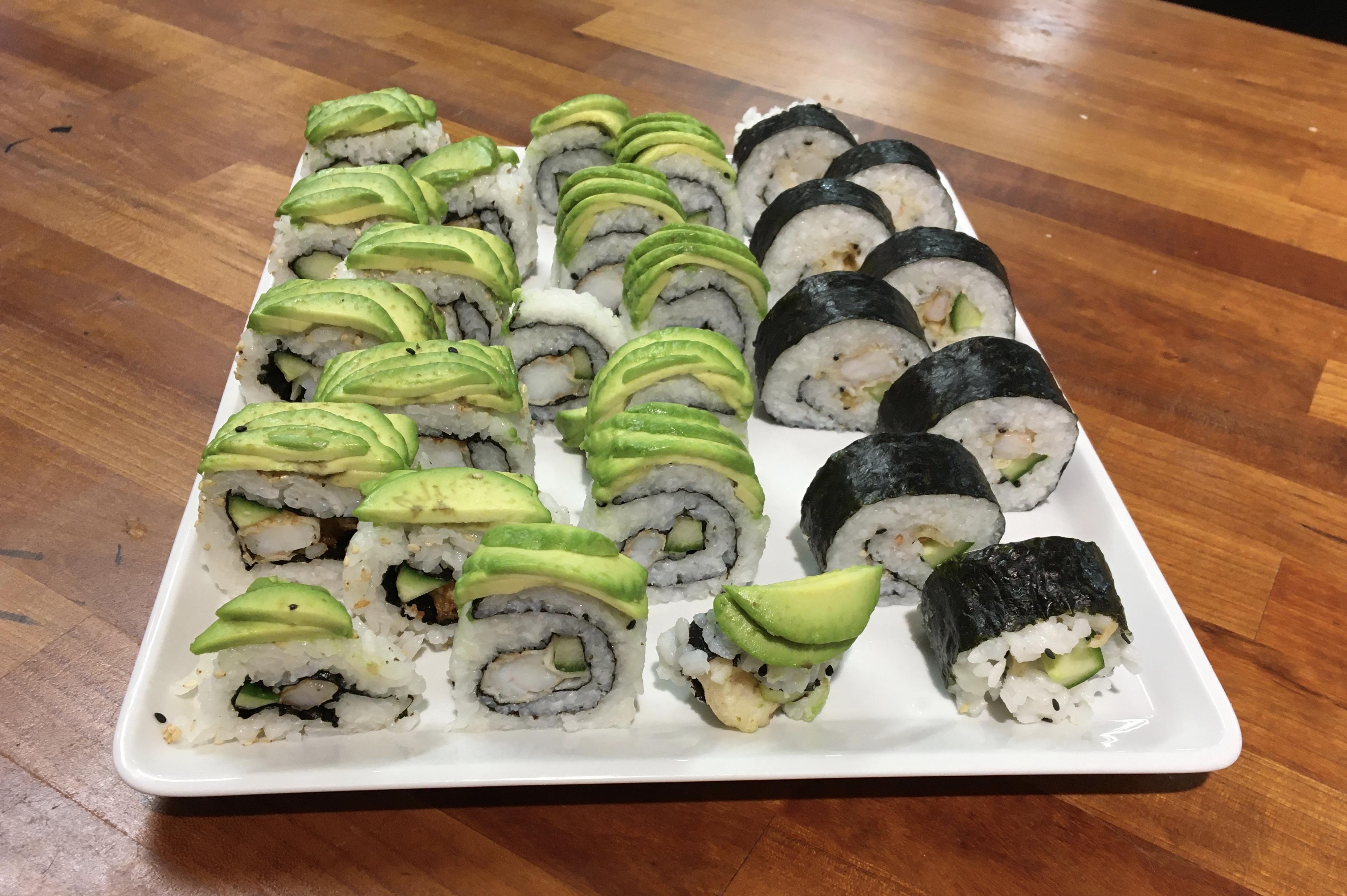 Sushi Med Yuuko – Sushi Rice