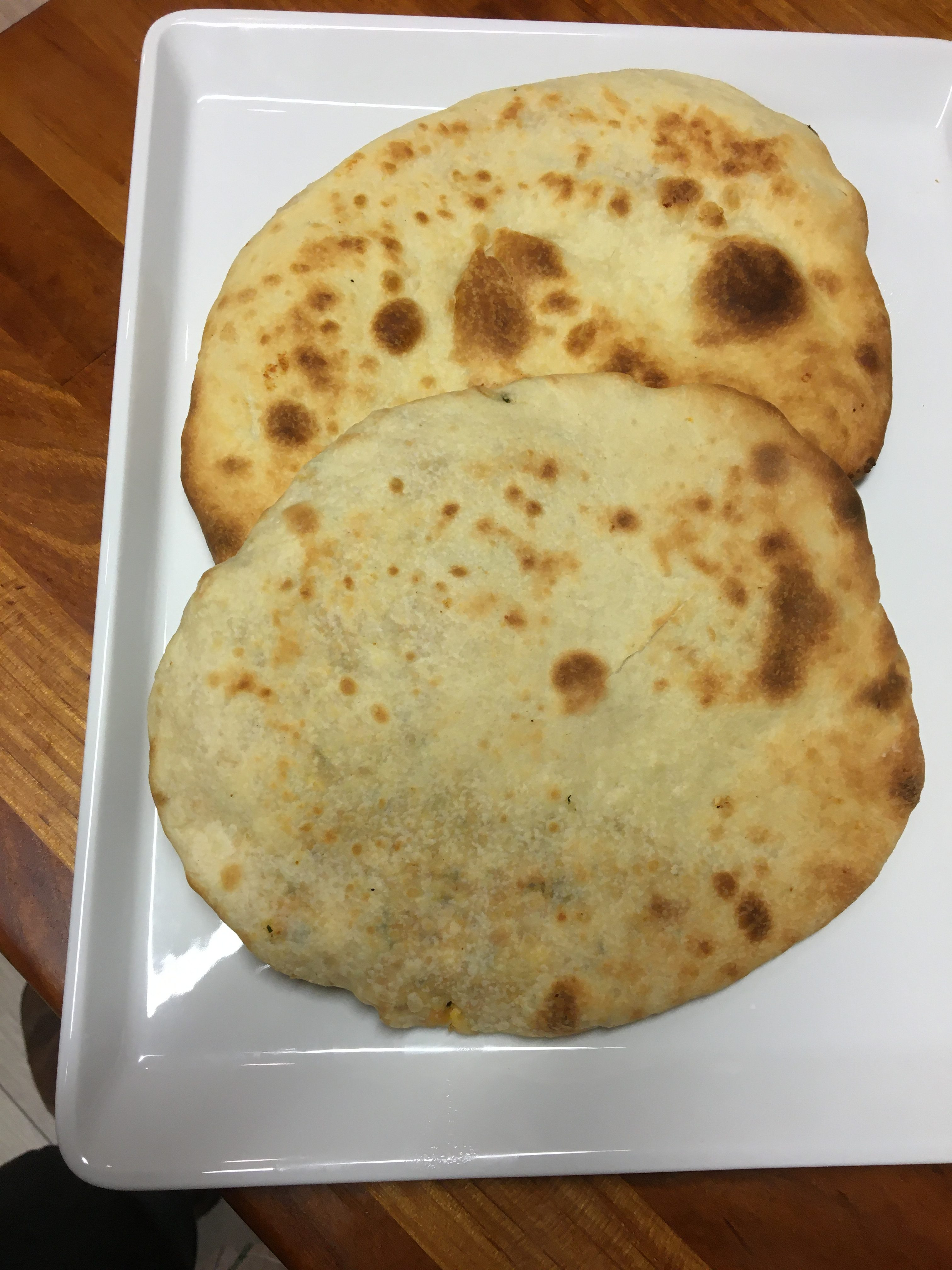 Indian With Joyita – Paneer Naan